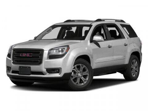 2016 GMC Acadia for sale at TRAVERS GMT AUTO SALES - Traver GMT Auto Sales West in O Fallon MO