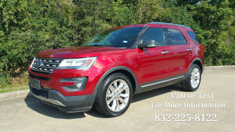 2016 Ford Explorer for sale at Houston Auto Preowned in Houston TX