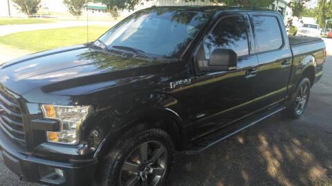 2016 Ford F-150 for sale at Haigler Motors Inc in Tyler TX