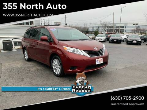 2013 Toyota Sienna for sale at 355 North Auto in Lombard IL