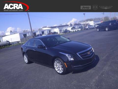 2018 Cadillac ATS for sale at BuyRight Auto in Greensburg IN