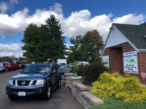 2012 Nissan Pathfinder for sale at Direct Sales & Leasing in Youngstown OH