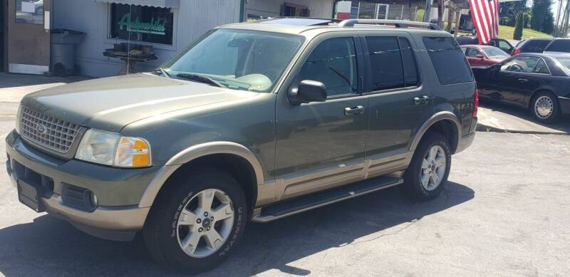 2006 Ford Explorer for sale at HODGE MOTORS in Bristol TN