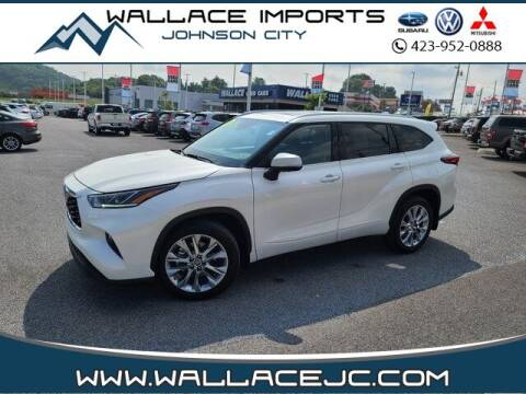 2020 Toyota Highlander for sale at WALLACE IMPORTS OF JOHNSON CITY in Johnson City TN