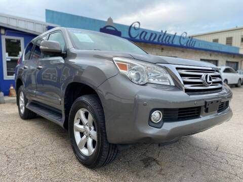 2012 Lexus GX 460 for sale at Capital City Automotive in Austin TX