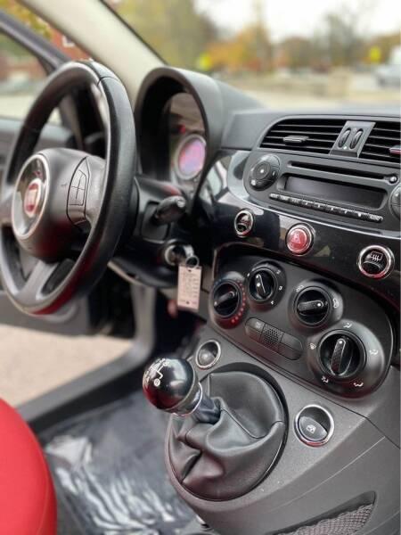 2012 FIAT 500 Pop 2dr Hatchback - Chicago IL