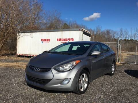 2013 Hyundai Elantra for sale at Complete Auto Credit in Moyock NC