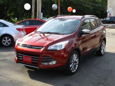 2016 Ford Escape for sale at Bill Leggett Automotive, Inc. in Columbus OH