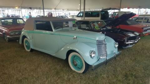 1947 Armstrong-Siddeley Hurricane for sale at Classic Car Deals in Cadillac MI