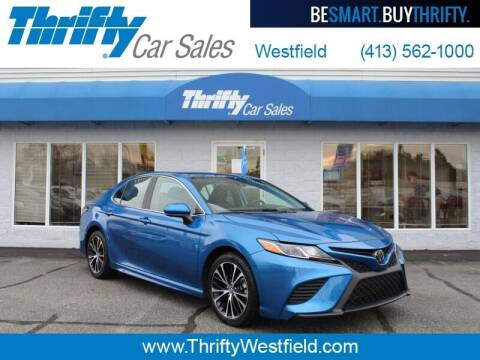 2019 Toyota Camry for sale at Thrifty Car Sales Westfield in Westfield MA