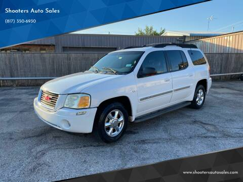 2003 GMC Envoy XL for sale at Shooters Auto Sales in Fort Worth TX