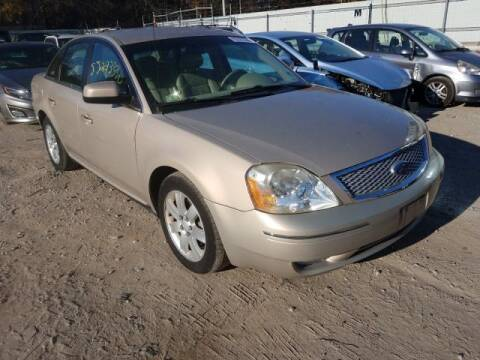2007 Ford Five Hundred for sale at Billycars in Wilmington MA