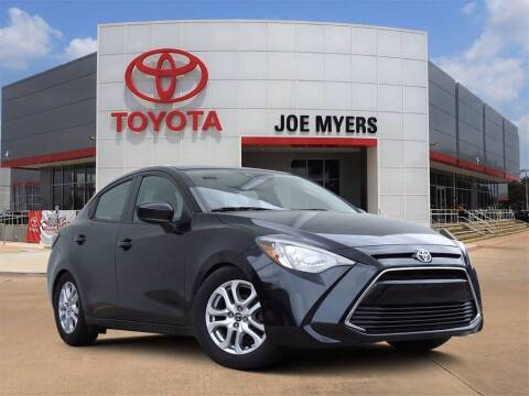 2017 Toyota Yaris iA for sale at Joe Myers Toyota PreOwned in Houston TX