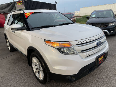 2012 Ford Explorer for sale at Top Line Auto Sales in Idaho Falls ID