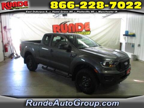 2020 Ford Ranger for sale at Runde PreDriven in Hazel Green WI