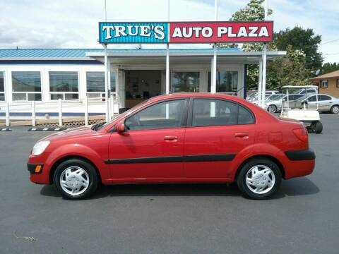 2006 Kia Rio for sale at True's Auto Plaza in Union Gap WA