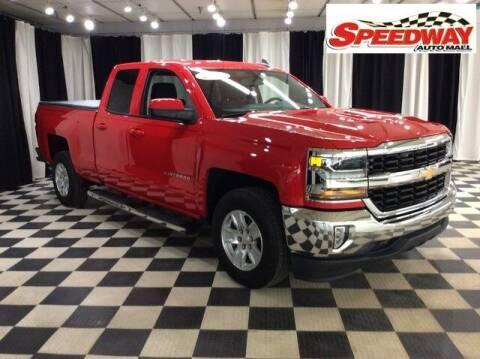 2017 Chevrolet Silverado 1500 for sale at SPEEDWAY AUTO MALL INC in Machesney Park IL