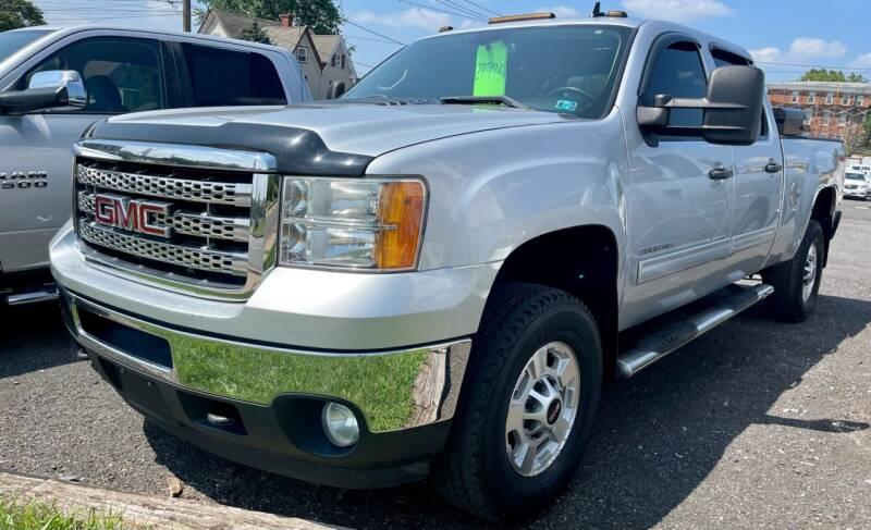 2012 GMC Sierra 2500HD for sale at Mayer Motors of Pennsburg in Pennsburg PA