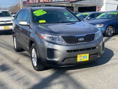 2015 Kia Sorento for sale at Milford Auto Mall in Milford MA
