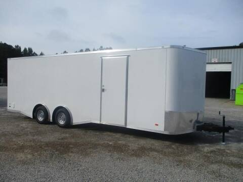 2022 Covered Wagon Trailers Gold Series 8.5x24 for sale at Vehicle Network - HGR'S Truck and Trailer in Hope Mills NC