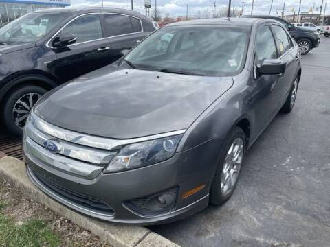 2011 Ford Fusion for sale at COYLE GM - COYLE NISSAN - New Inventory in Clarksville IN