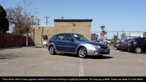 2009 Subaru Impreza for sale at Westland Auto Sales in Fresno CA