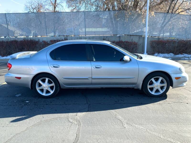 2003 Infiniti I35 for sale at BITTON'S AUTO SALES in Ogden UT