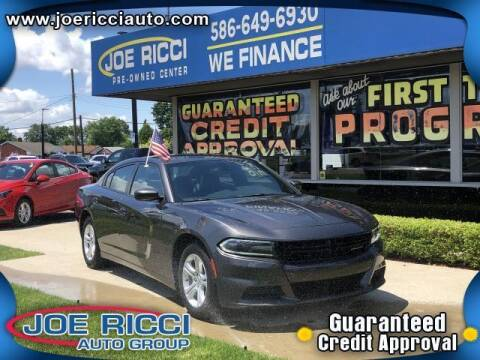 2019 Dodge Charger for sale at JOE RICCI AUTOMOTIVE in Clinton Township MI