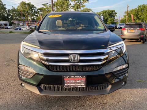 2016 Honda Pilot for sale at Nasa Auto Group LLC in Passaic NJ