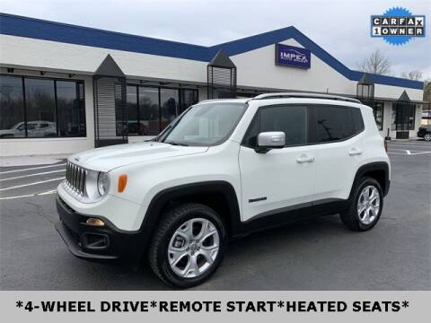 2018 Jeep Renegade for sale at Impex Auto Sales in Greensboro NC