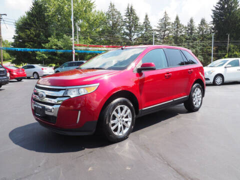 2014 Ford Edge for sale at Patriot Motors in Cortland OH