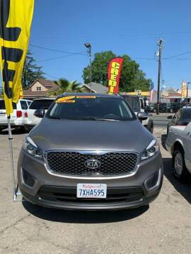 2016 Kia Sorento for sale at Victory Auto Sales in Stockton CA