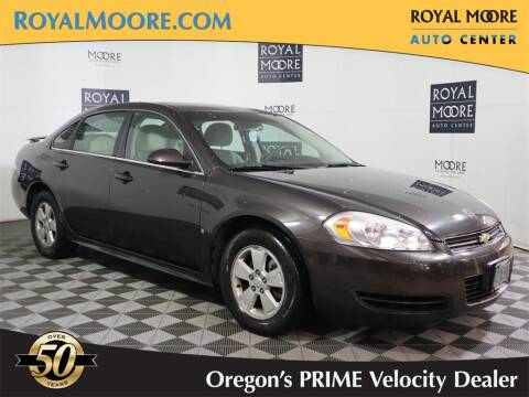 2009 Chevrolet Impala for sale at Royal Moore Custom Finance in Hillsboro OR