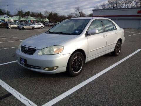 2007 Toyota Corolla for sale at B&B Auto LLC in Union NJ