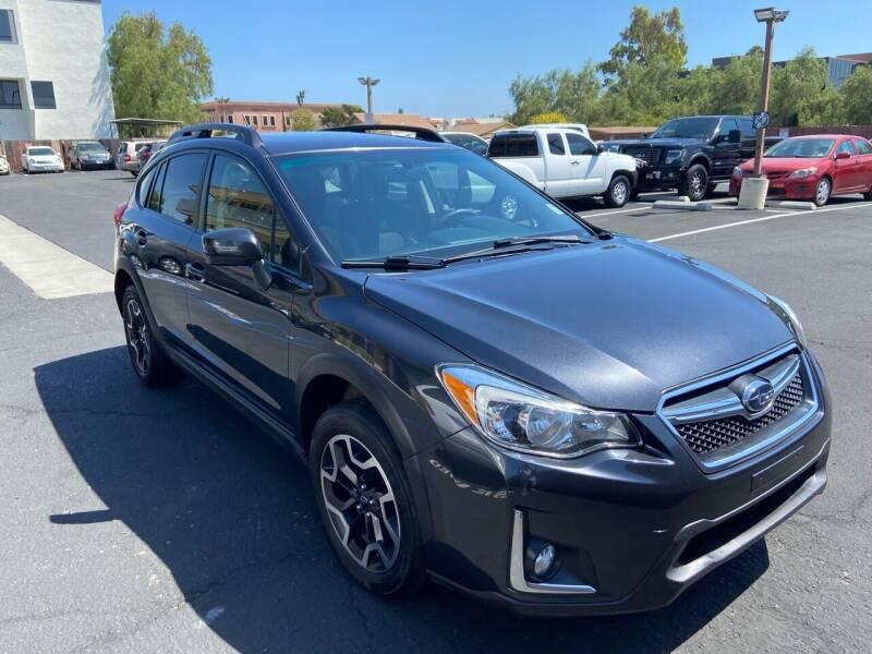 2017 Subaru Crosstrek for sale at Coast Auto Motors in Newport Beach CA