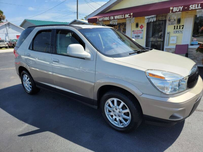 2005 Buick Rendezvous for sale at ANYTHING ON WHEELS INC in Deland FL