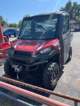 2013 Polaris RANGER for sale at LEE AUTO SALES in McAlester OK