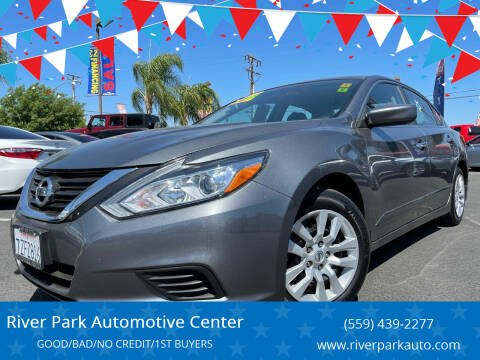 2017 Nissan Altima for sale at River Park Automotive Center in Fresno CA