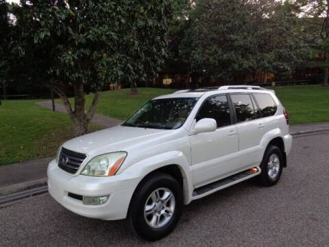 2006 Lexus GX 470 for sale at Houston Auto Preowned in Houston TX