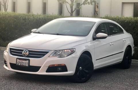 2010 Volkswagen CC for sale at Carfornia in San Jose CA