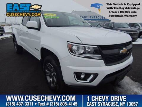 2019 Chevrolet Colorado for sale at East Syracuse Performance Sales & Service in Syracuse NY