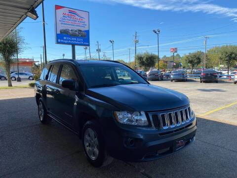 2015 Jeep Compass for sale at Magic Auto Sales - Cash Cars in Dallas TX