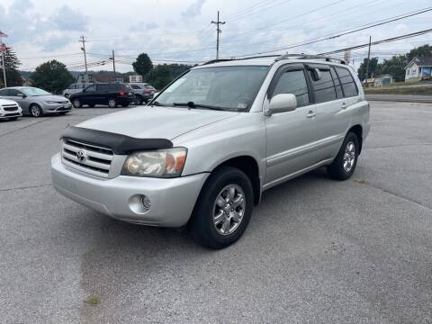 2005 Toyota Highlander for sale at Carl's Auto Incorporated in Blountville TN