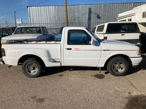 1994 Ford Ranger for sale at AFFORDABLY PRICED CARS LLC in Mountain Home ID