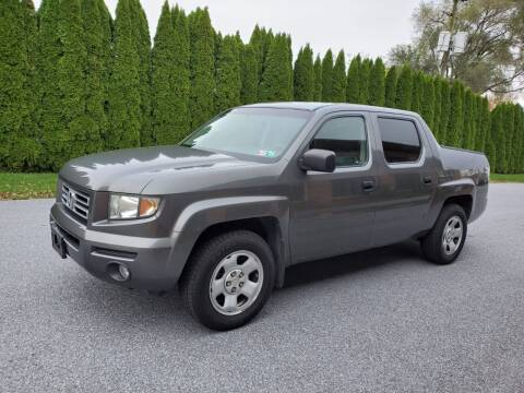 2007 Honda Ridgeline for sale at Kingdom Autohaus LLC in Landisville PA