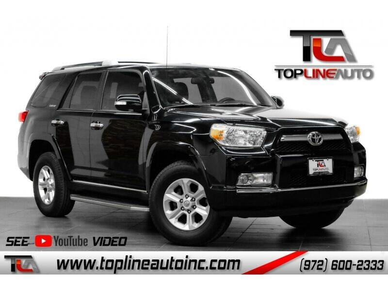 2012 Toyota 4Runner for sale in Dallas, TX