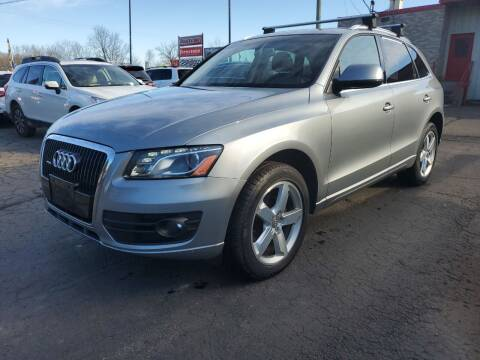 2009 Audi Q5 for sale at Drive Motor Sales in Ionia MI