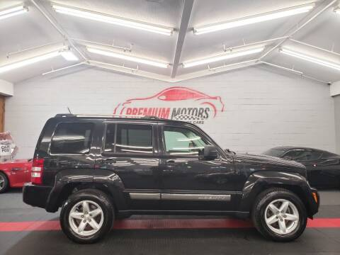 2010 Jeep Liberty for sale at Premium Motors in Villa Park IL
