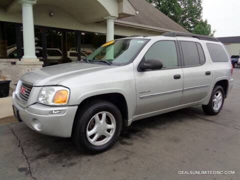 2006 GMC Envoy XL for sale at DEALS UNLIMITED INC in Portage MI