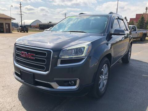 2013 GMC Acadia for sale at Mike's Budget Auto Sales in Cadillac MI